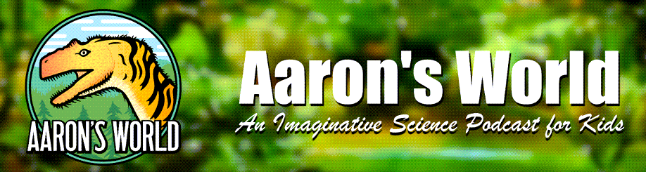 Absolutely adorable, educational podcast starring 6-year-old Aaron (now 11). Short and sweet and a great way to entertain your own children or a classroom full of inquiring minds; with short bursts of science delivered with only as Aaron can.