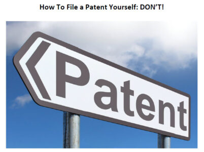 How to file a patent image