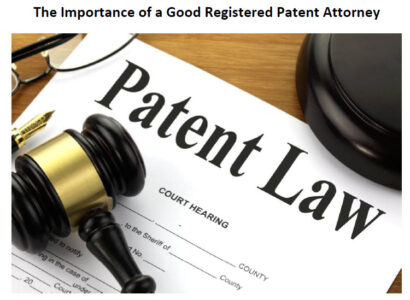 Importance of good patent attorney image