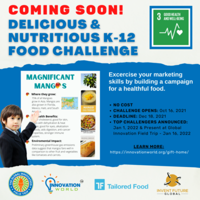 K12 Food Challenge3
