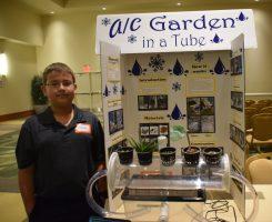 Noah Hegi-Jones - Inventor of AC Garden in a Tube