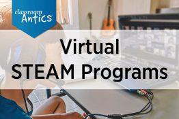 classroom antics virtual-steam-programs